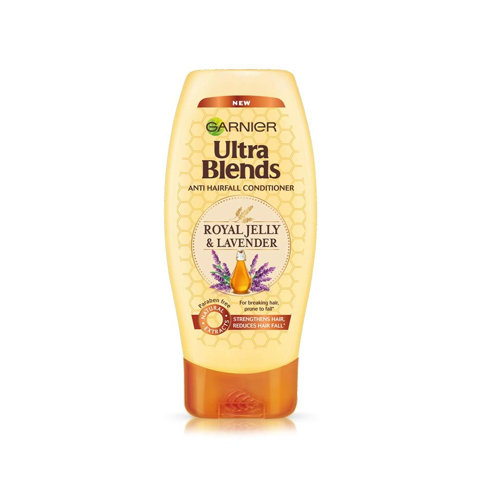 Garnier Ultra Blends Royal Jelly and Lavender Conditioner