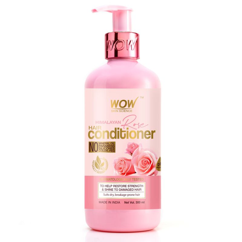 WOW Skin Science Himalayan Rose Conditioner