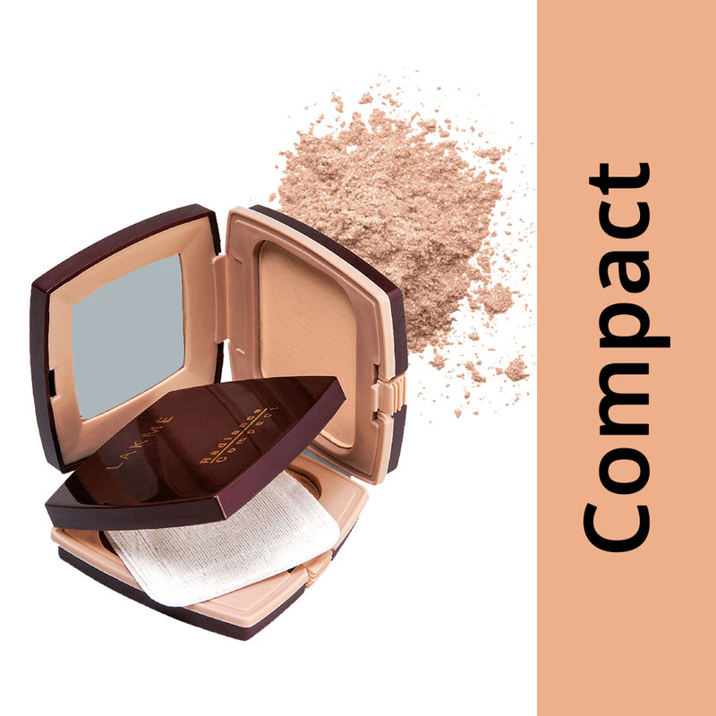 Lakme Radiance Compact - Natural Marble
