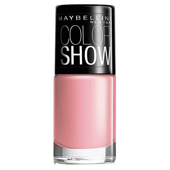 Maybelline New York Color Show Nail Lacquer - Pinkalicious