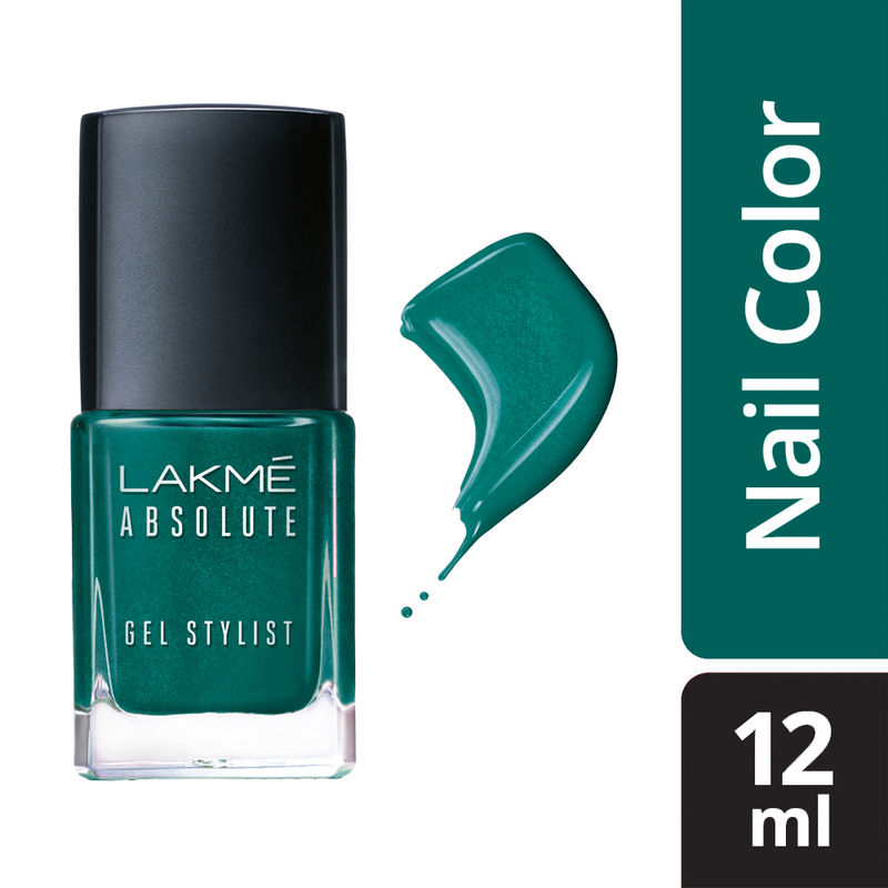Lakme Absolute Gel Stylist Nail Color - Grassroots