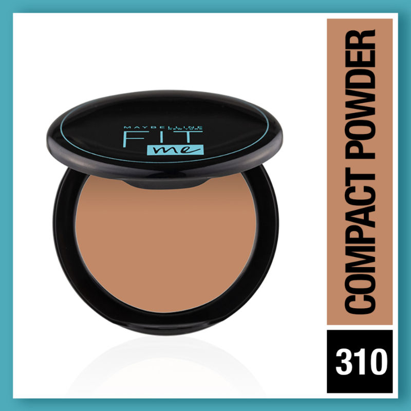 Maybelline New York Fit Me 12hr Oil Control Compact - Sun Beige