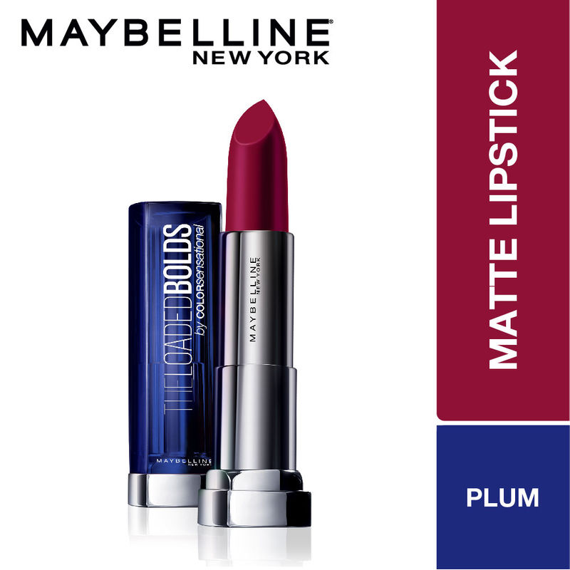 Maybelline New York Color Sensational The Loaded Bolds Lipstick - 09 Midnight Date