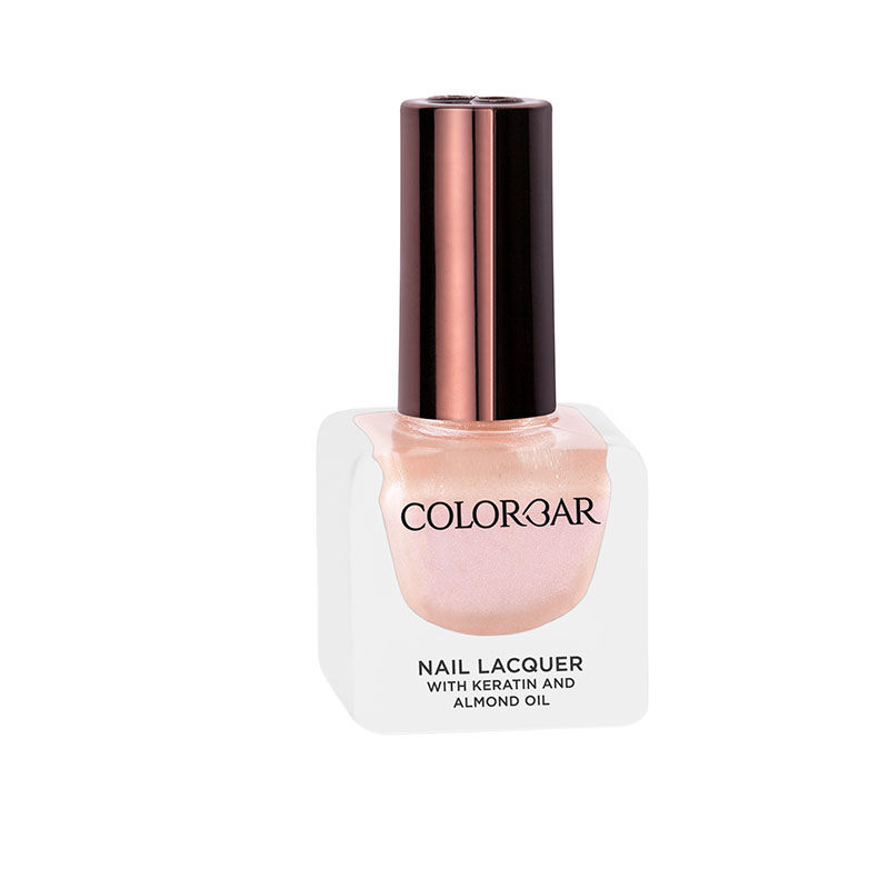 Colorbar Nail Lacquer - Pink Lace