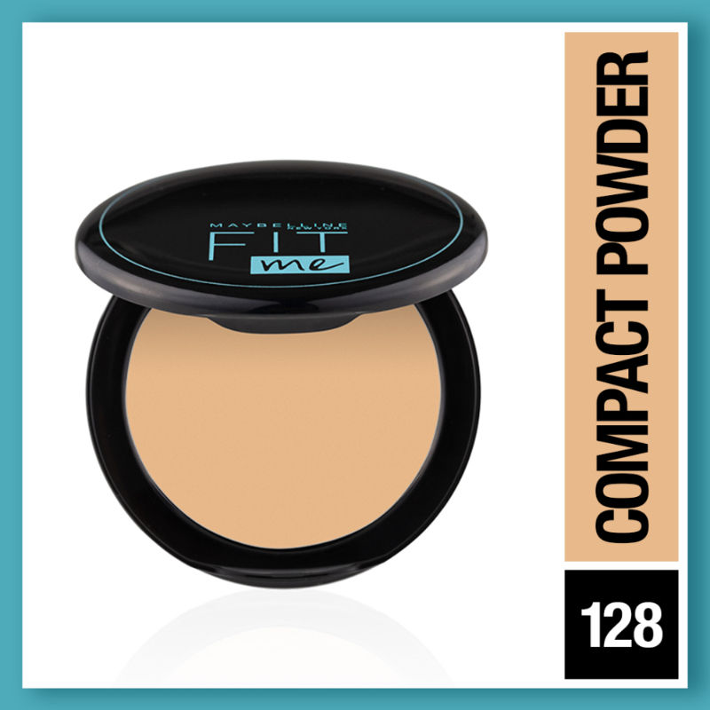 Maybelline New York Fit Me 12hr Oil Control Compact - Warm Nude