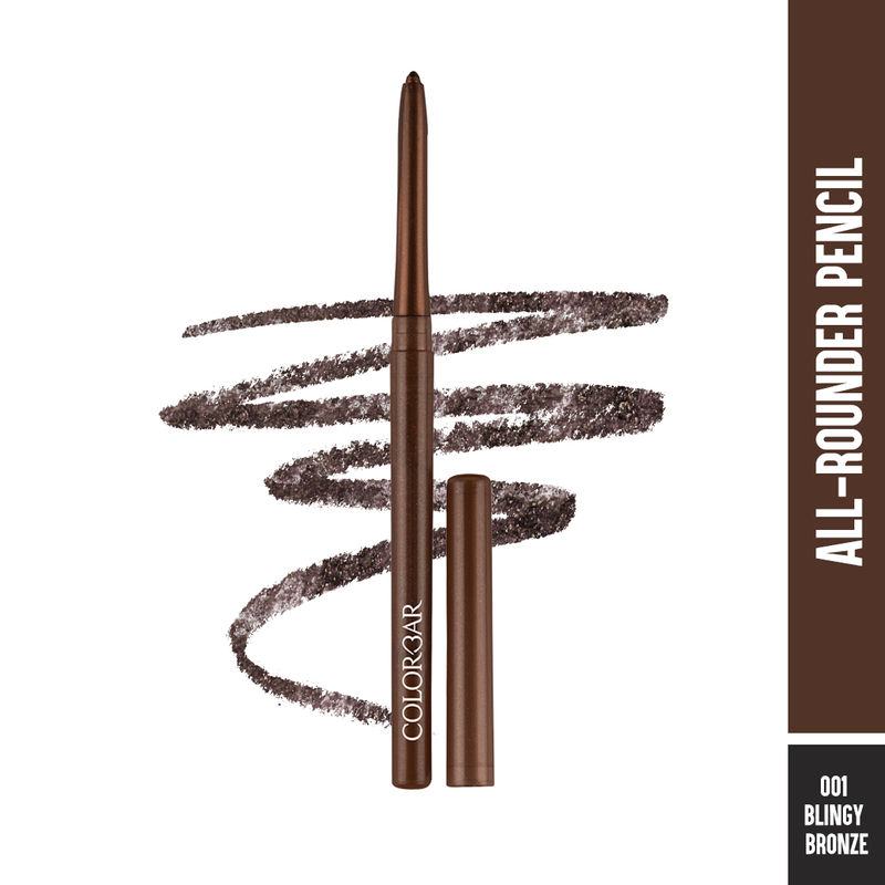 Colorbar All-Rounder Pencil - Blingy Bronze