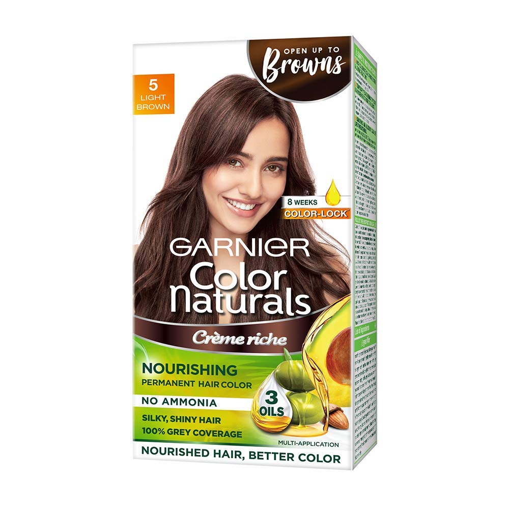Color Naturals  Shade 5 Light Brown
