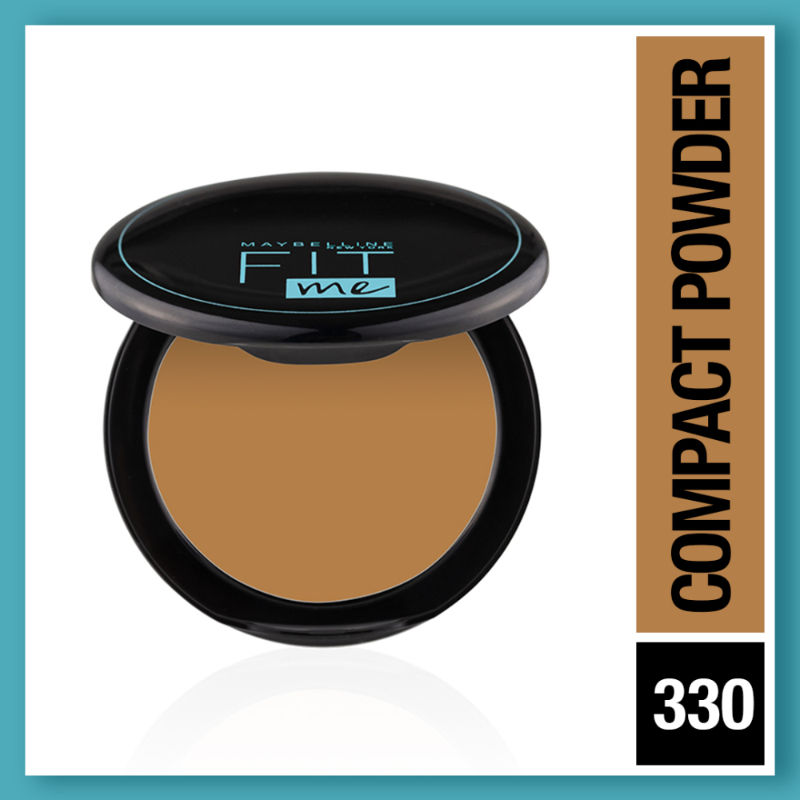 Maybelline New York Fit Me 12hr Oil Control Compact - Toffee