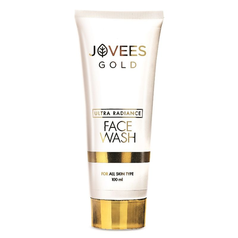 Jovees Ultra Radiance Gold Face Wash