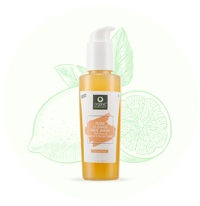 Pure Cleanse Face Wash
