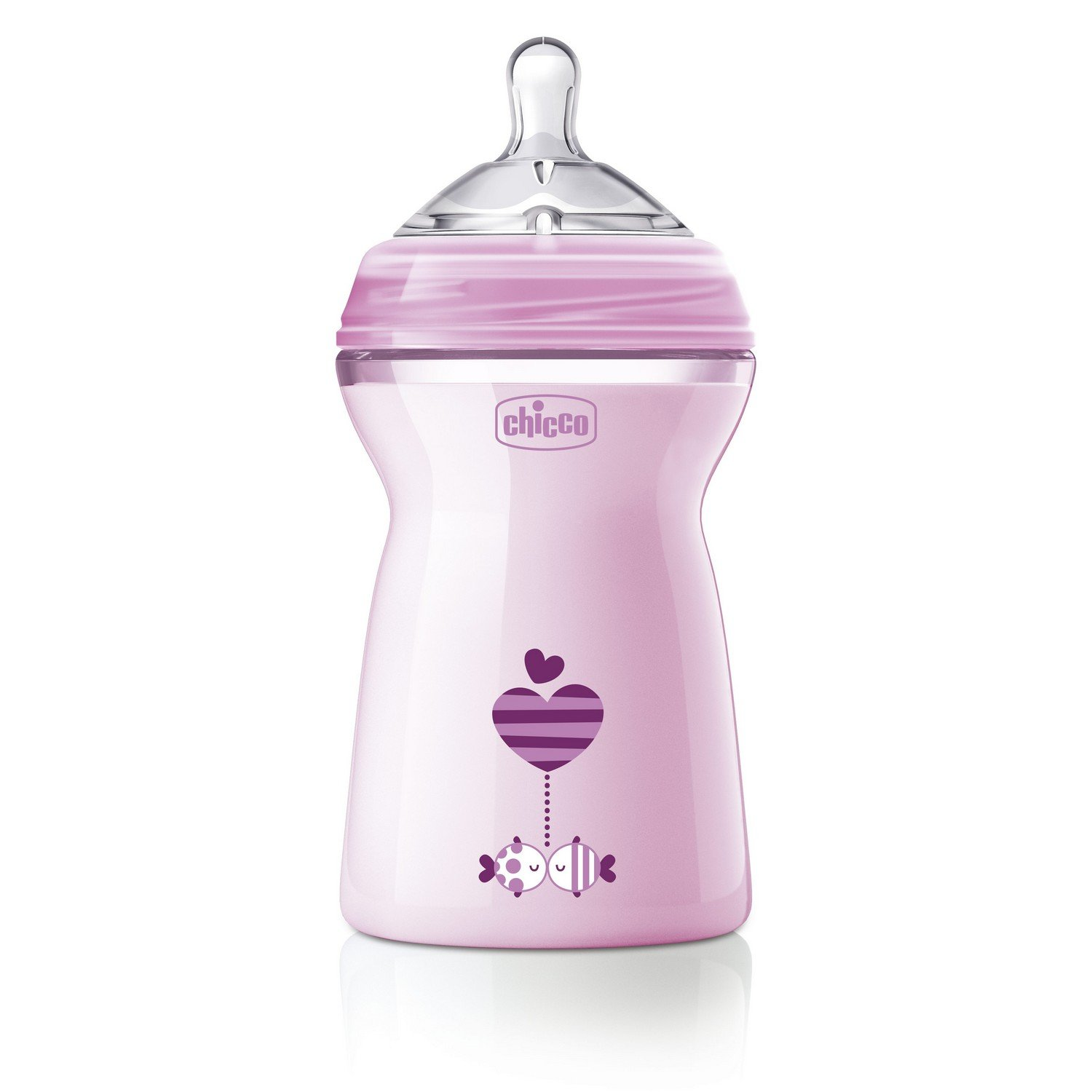 Natural Feeling Baby Feeds ( Pink )