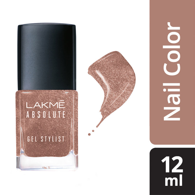 Lakme Absolute Gel Stylist Nail Color - Cheers