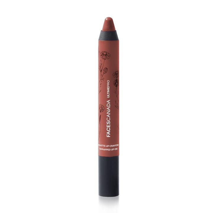 FACESCANADA Ultime Pro Matte Lip CrayonWrapped Up 09