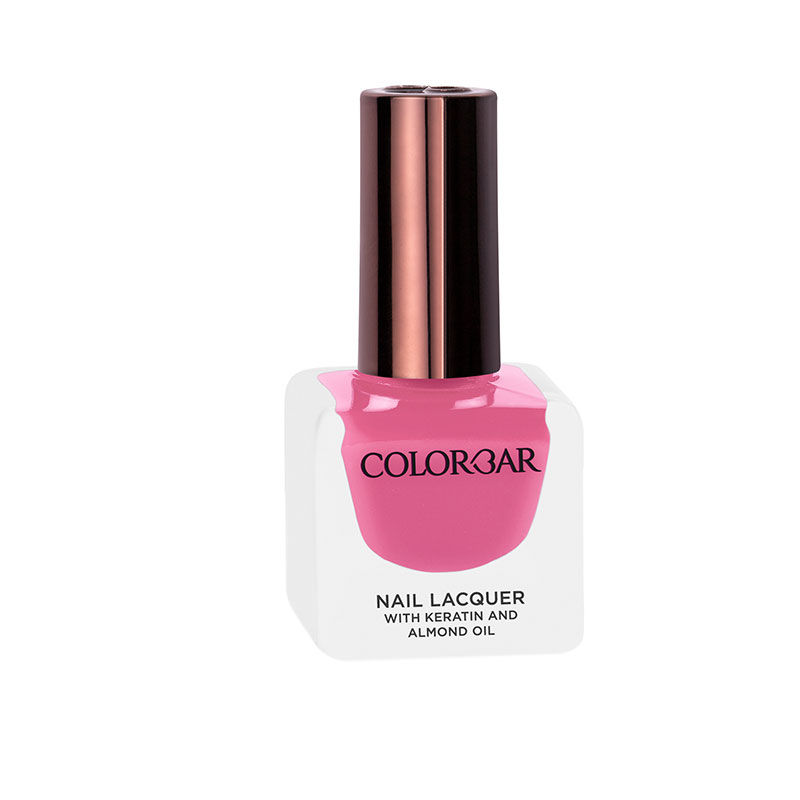Colorbar Nail Lacquer - Flushed