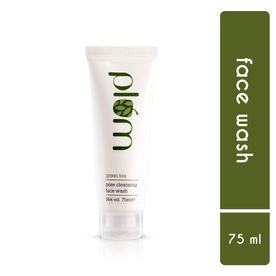 Green Tea Pore Cleaning Face Wash