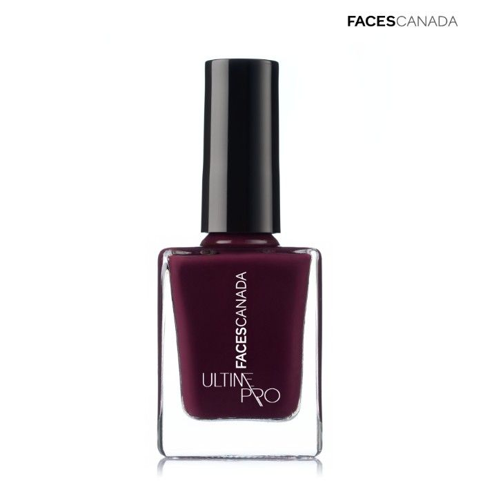 FACESCANADA Ultime Pro Gel Lustre Nail Lacquer Winelicious 45