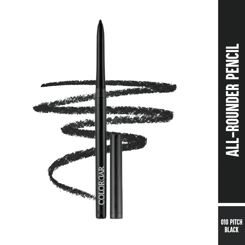 Colorbar All-Rounder Pencil - Pitch Black