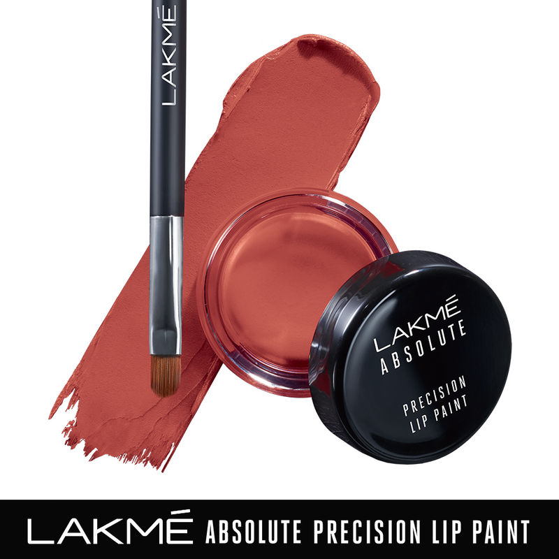 Lakme Absolute Precision Lip Paint - Alluring Nude