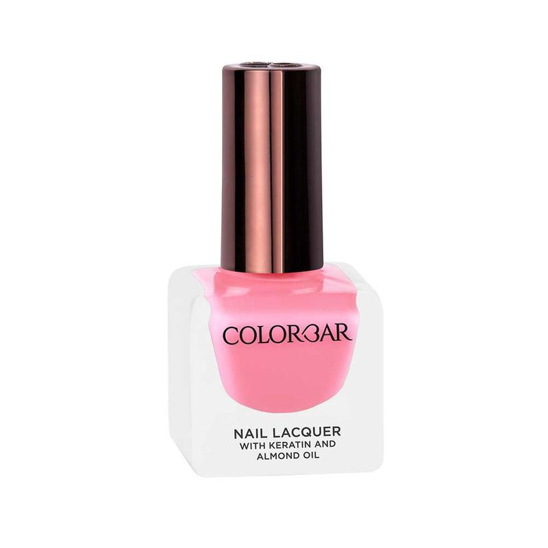 Colorbar Nail Lacquer - Pink Pistol