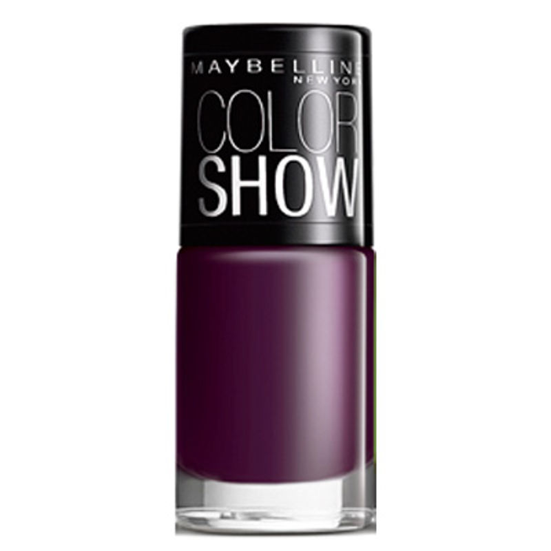 Maybelline New York Color Show Nail Lacquer - Crazy Berry