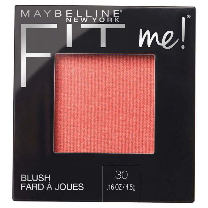 Maybelline New York Fit Me Blush - Rose 30