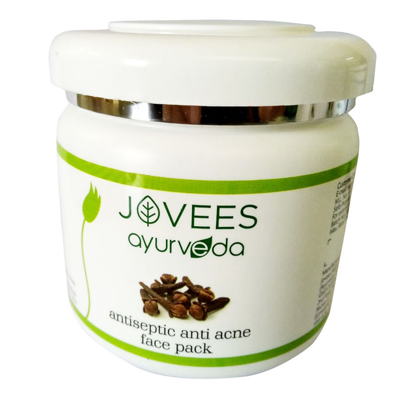 Jovees Antiseptic Anti Acne Face Pack