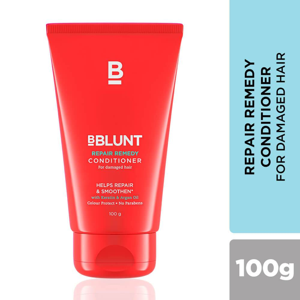 BBLUNT Repair Remedy Conditioner for Damaged Hair