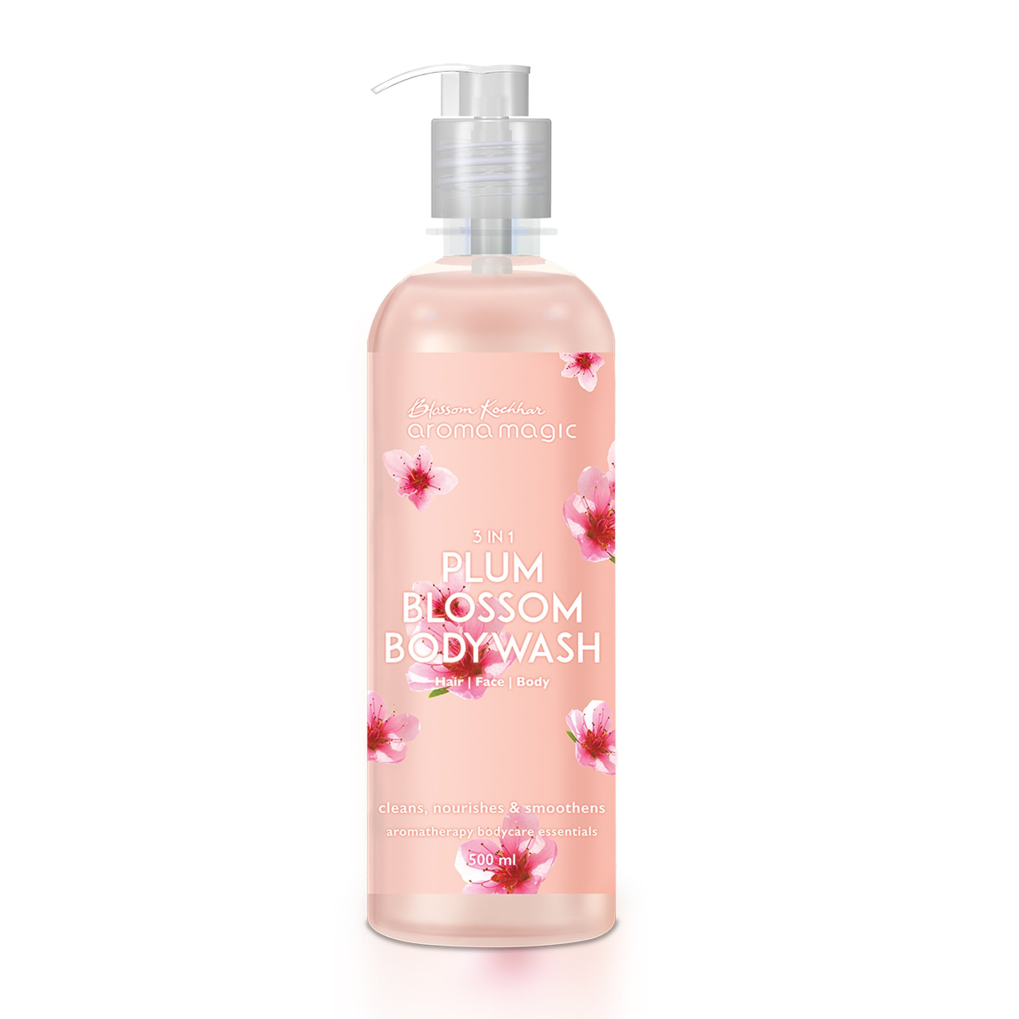Aroma Magic 3 In 1 Plum Blossom (Hair- Face- Body Wash)