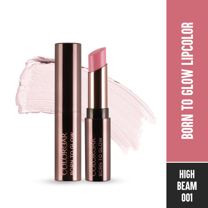 Colorbar Born To Glow Lipcolor - High Beam