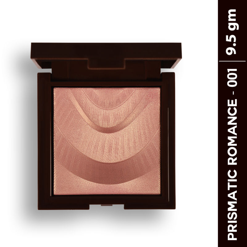Colorbar X Jacqueline Glow With Love Highlighter - Prismatic Romance - 001
