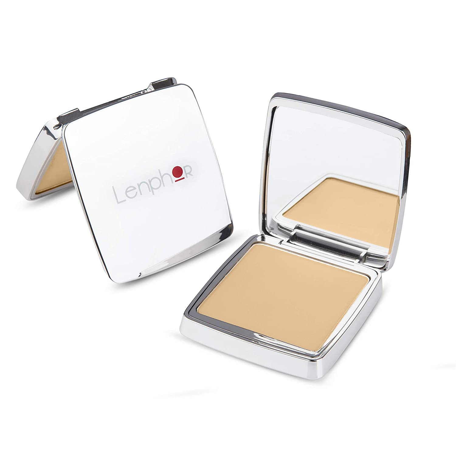 Lenphor  Flawless Natural Compact spf 25++