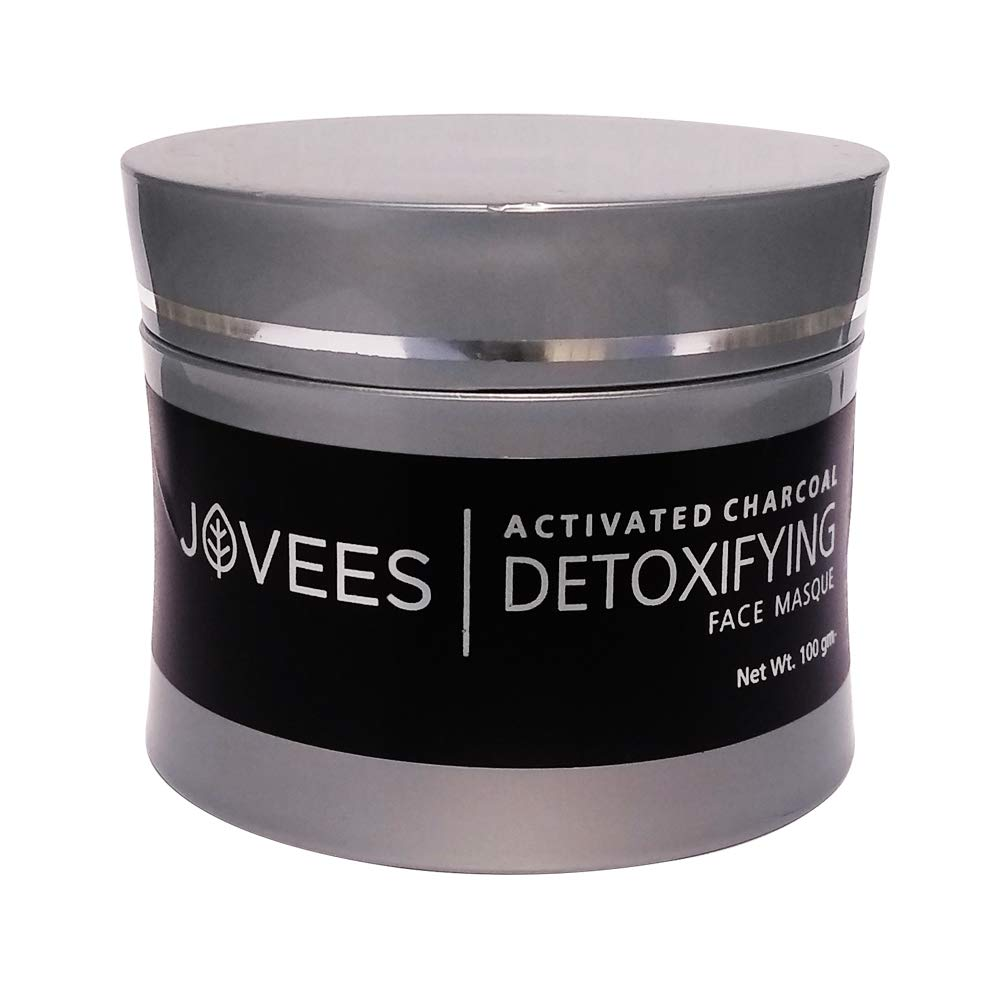 Detoxifying Charcoal Face Pack
