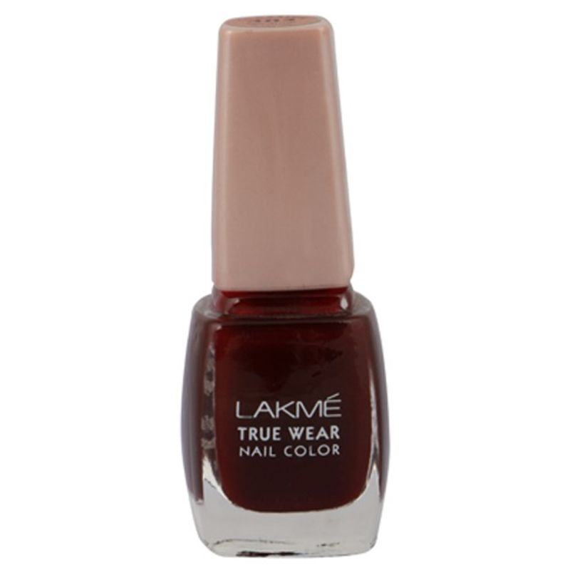 Lakme True Wear Nail Color - Reds & Maroons 403