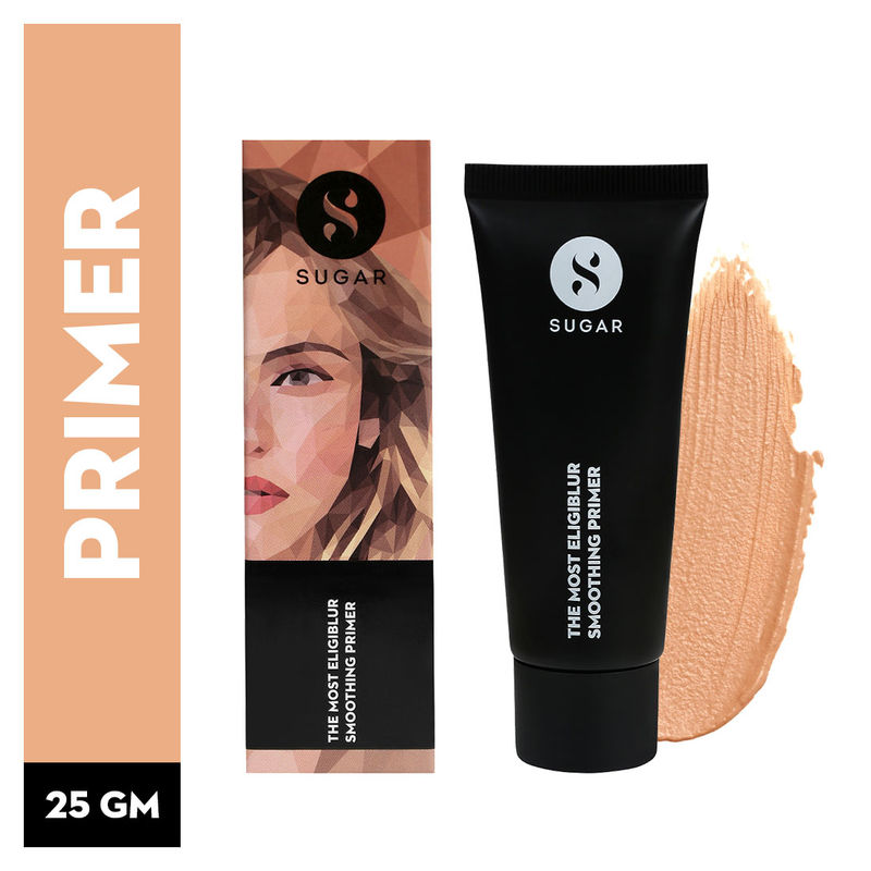 SUGAR The Most Eligiblur Smoothing Primer