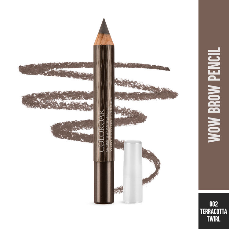 Colorbar Wow Brow Pencil - Arched Grey