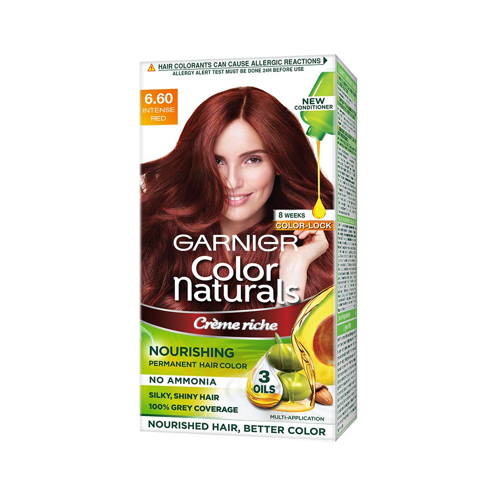 Color Naturals Shade 6.60 Intense Red