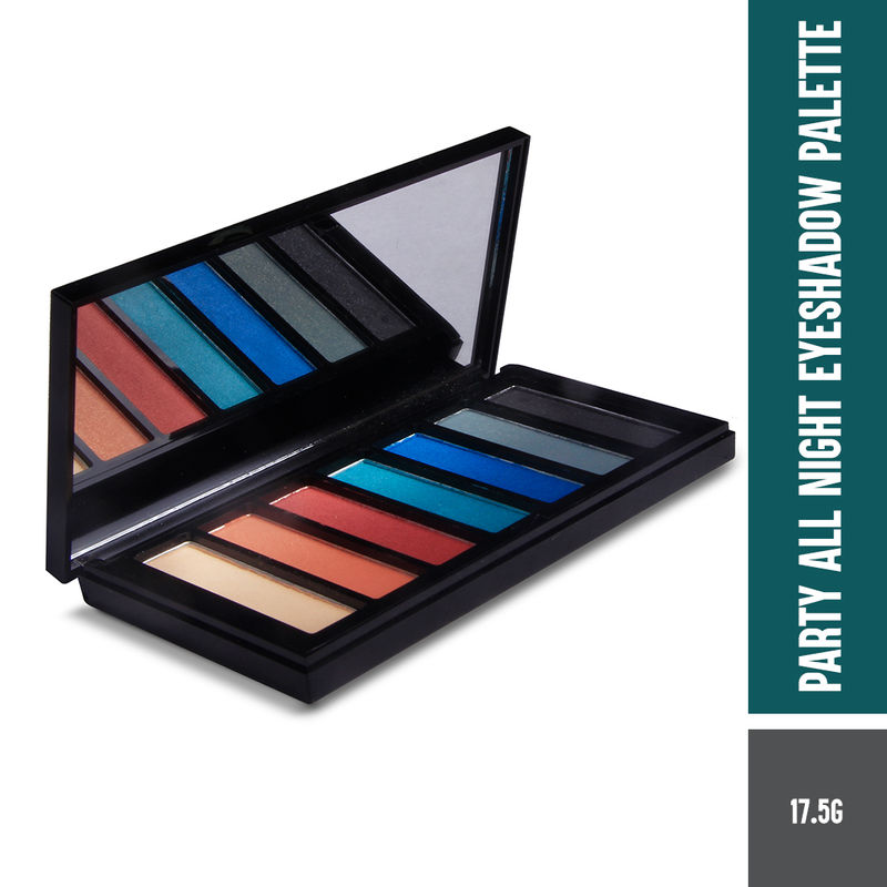 Colorbar Party All Night Eyeshadow Palette