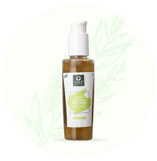Pure Radiance Face Wash
