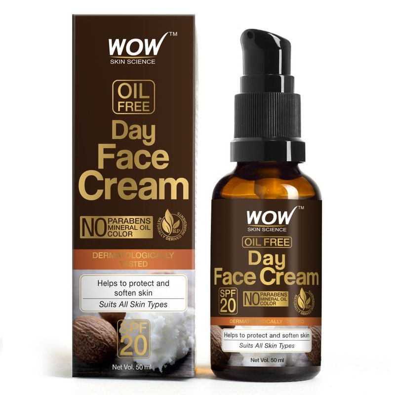 WOW Skin Science Day Face Cream, SPF 20