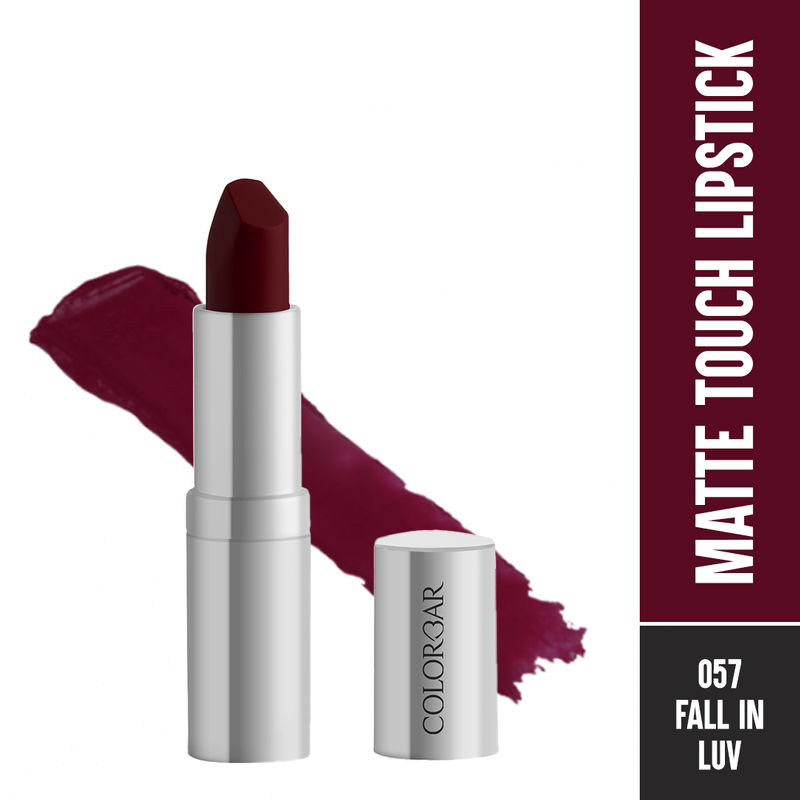 Colorbar Matte Touch Lipstick - 057 Fall In Luv