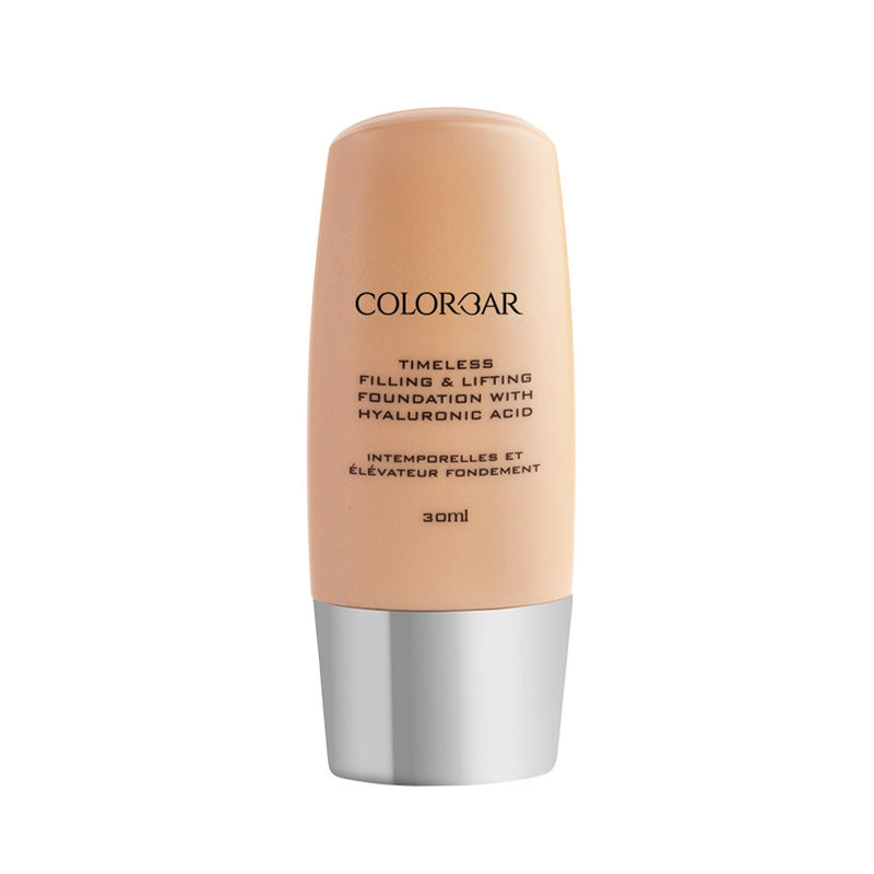 Colorbar Timeless Filling And Lifting Foundation - Sweet Shell