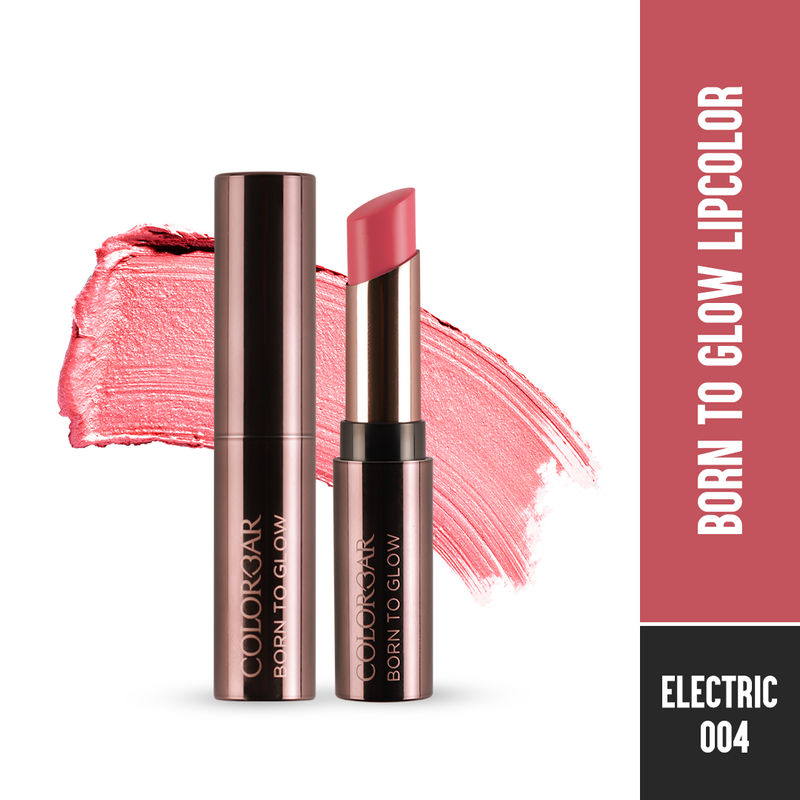 Colorbar Born To Glow Lipcolor - Electric