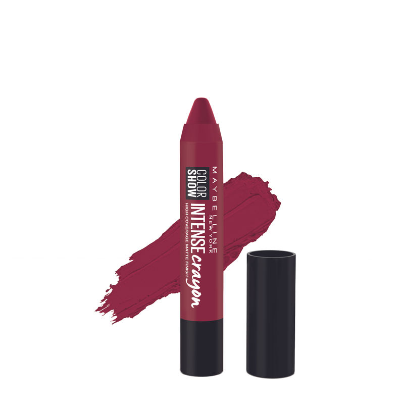 Maybelline New York Color Show Intense Crayon - Passionate Plum