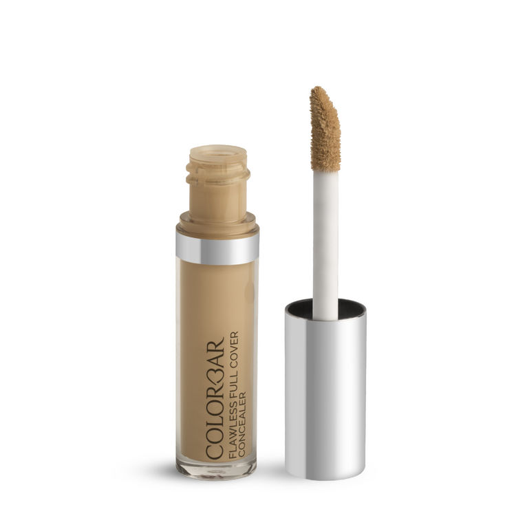 Colorbar Flawless Full Cover Concealer -Chiffon - 002