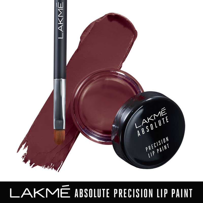 Lakme Absolute Precision Lip Paint - Whirling Brown