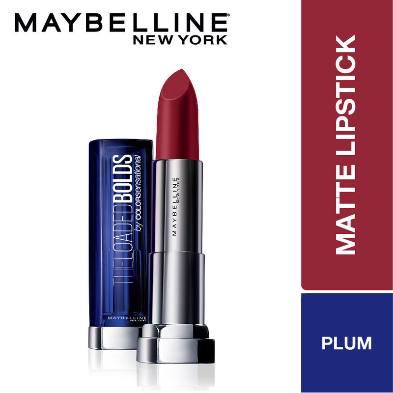 Maybelline New York Color Sensational The Loaded Bolds Lipstick - 15 Berry Bossy