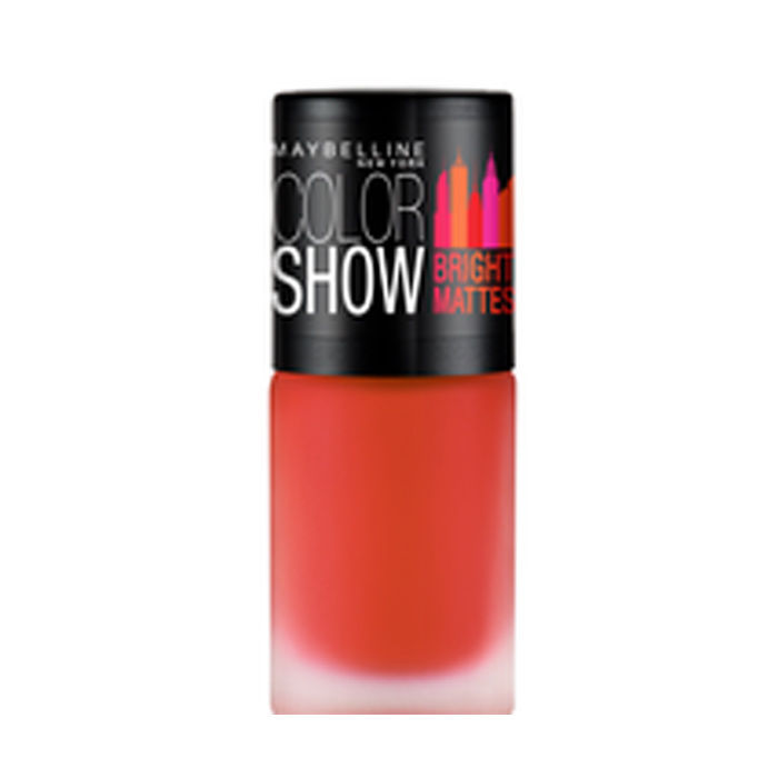 Maybelline New York Color Show Bright Matte - Cheerful Coral